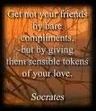 friendship Scrates
