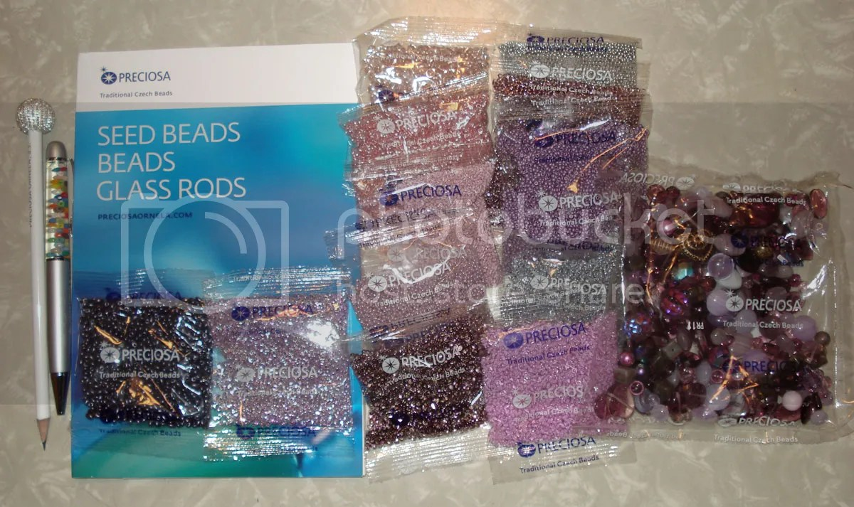 preciosa twin beads promotion czech bead weaving crystal bead embroidery beadwork