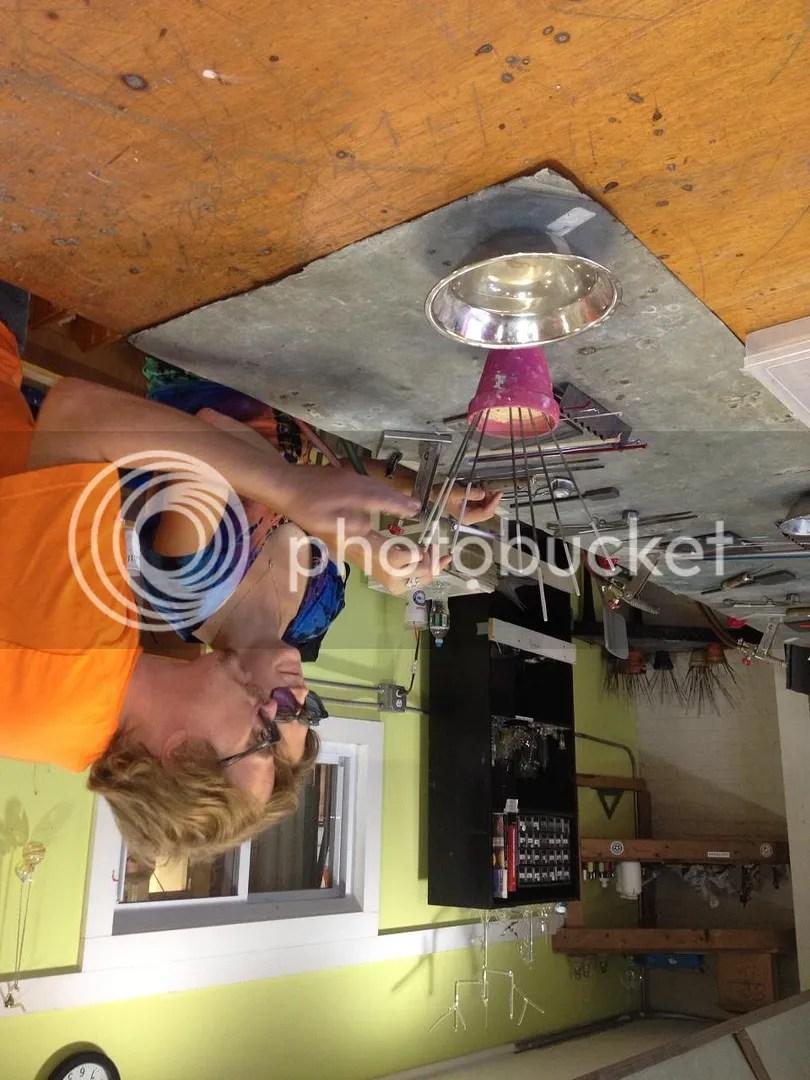 beads, beadmaking, lampwork, flame work, torch, diablo glass school, glass blowing