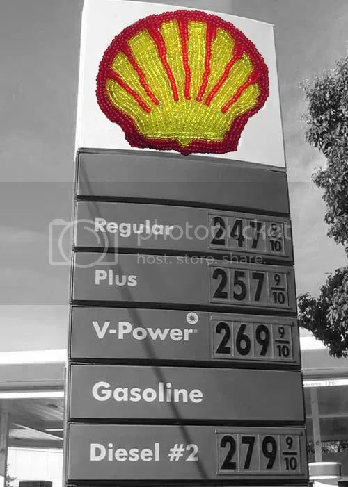 Beaded Boston trolley citygo shell gas station sign bead embroidery pop art MA artist beading