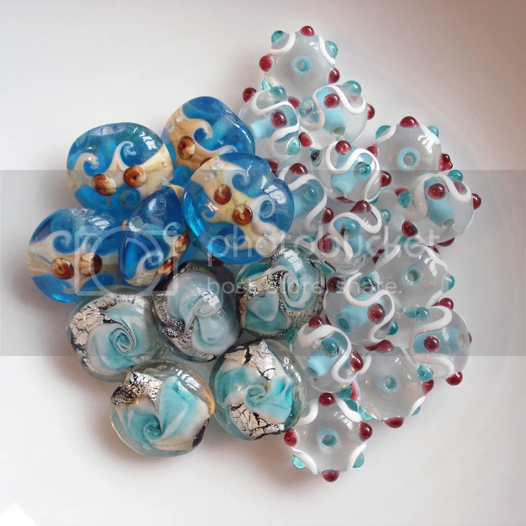 Aunties Beads beadwork lampwork glass bead shops