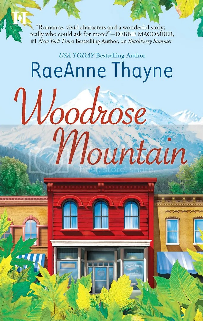 Woodrose Mountain RaeAnne Thayne quit your job work at a bead shop fiction book review