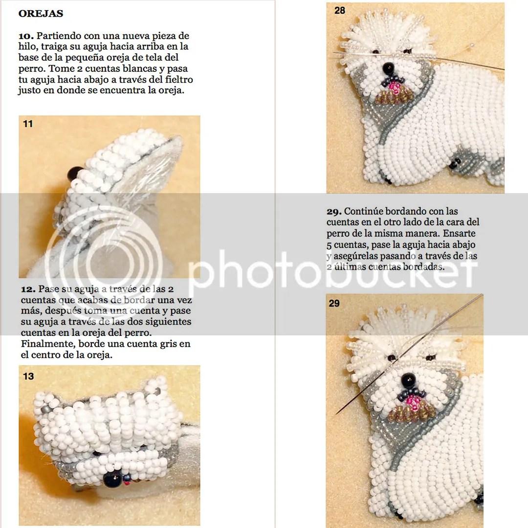 Perro Yorkshire terrier a crochet – Tutorial paso a paso ... | 800x800