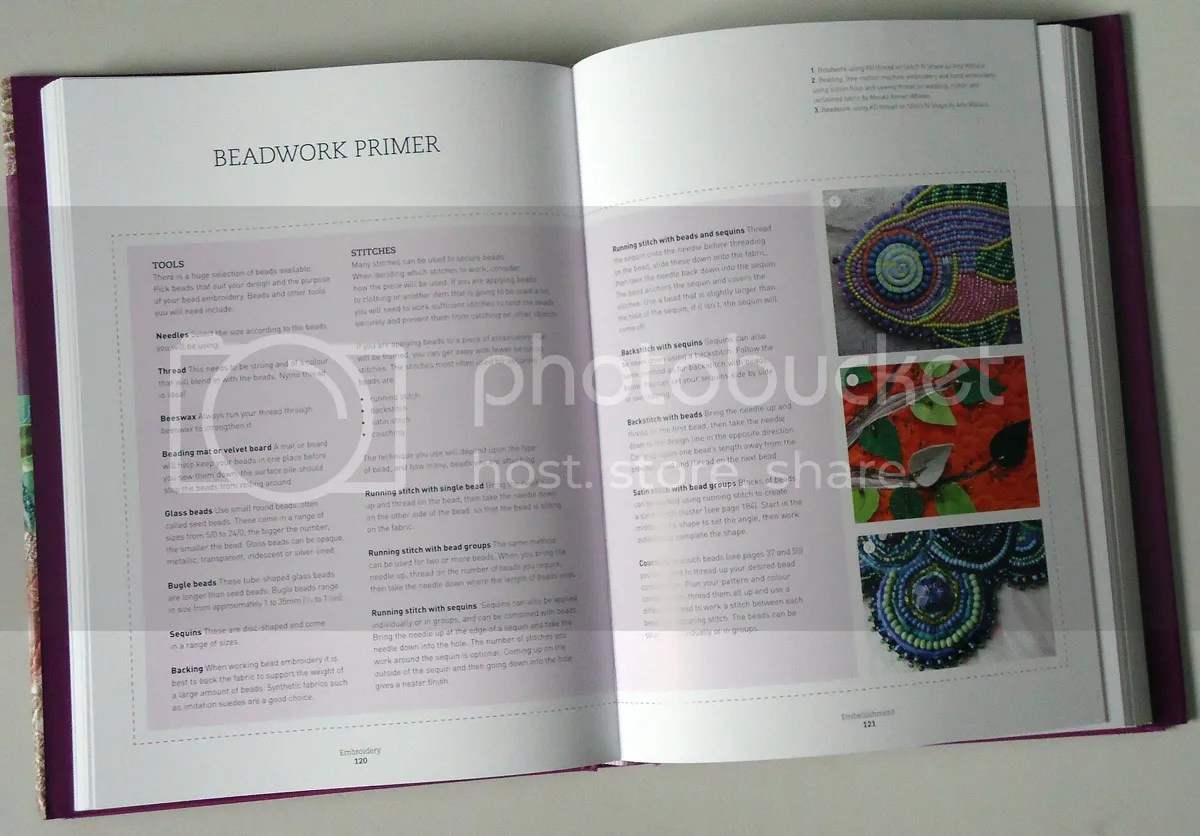beadwork primer mastering the art of embroidery sophie long beading uk