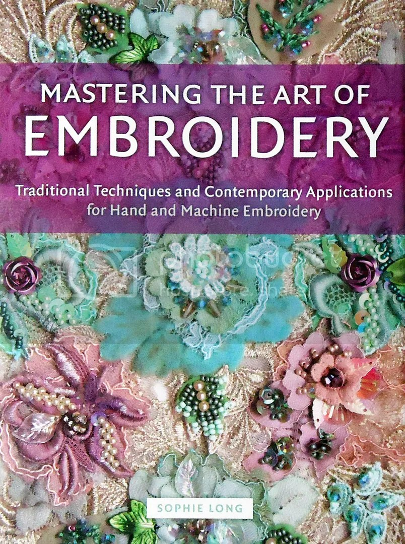 mastering the art of bead embroidery sophie long book uk amazon needlework press