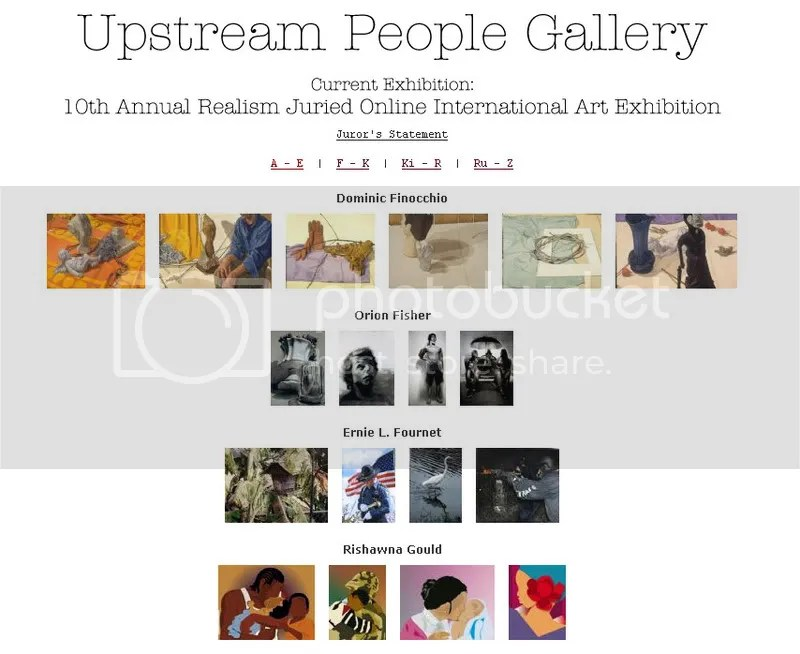 Upstream People Gallery Lone Beader Bead Embroidery Beadwork Realism Exhibition