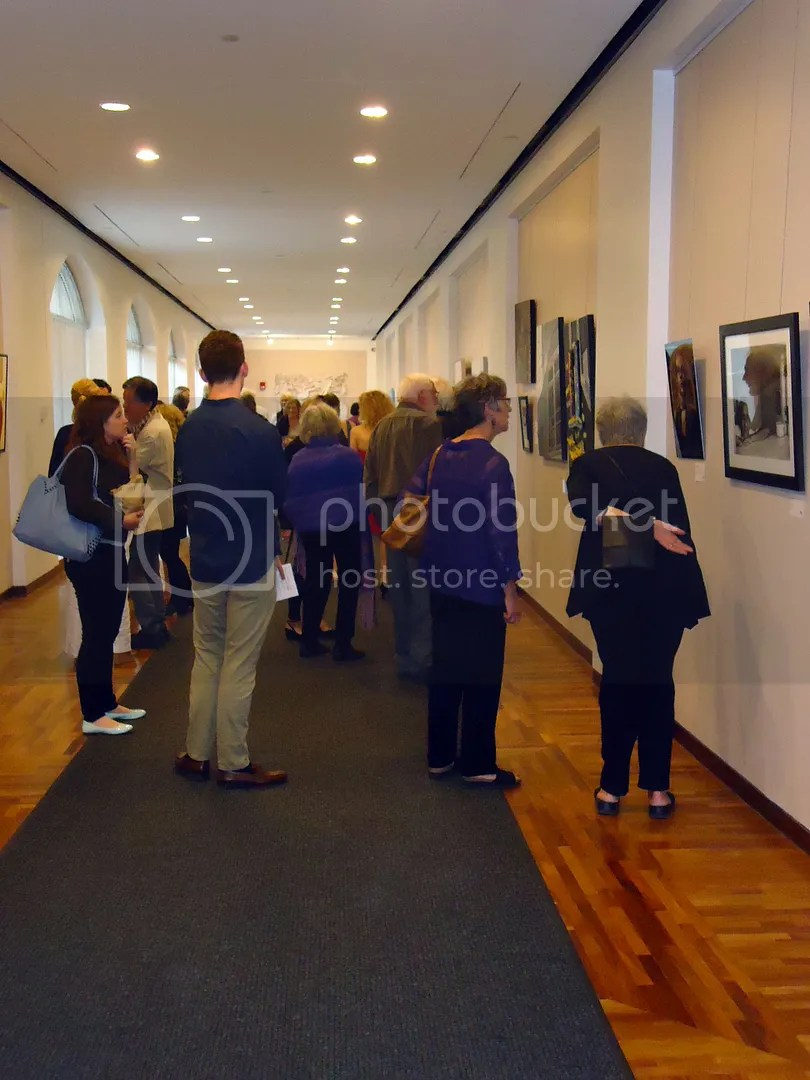 Cambridge Art Associaton 14th National Prize Show Artist Reception Boston Arts