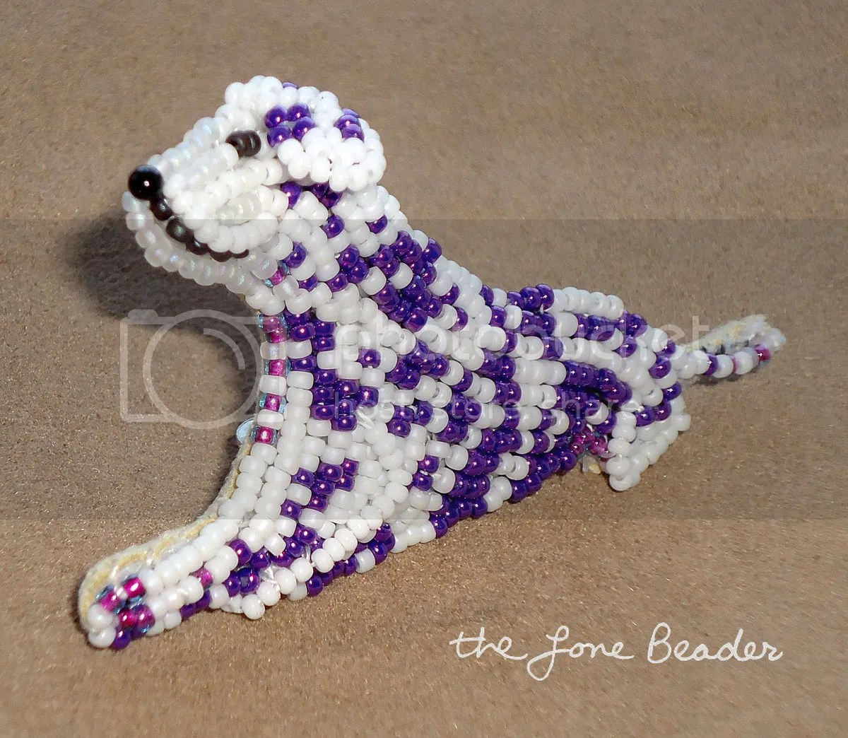 bead embroidery beadwork pooch dog jewelry for humans etsy custom brooch pendant akc