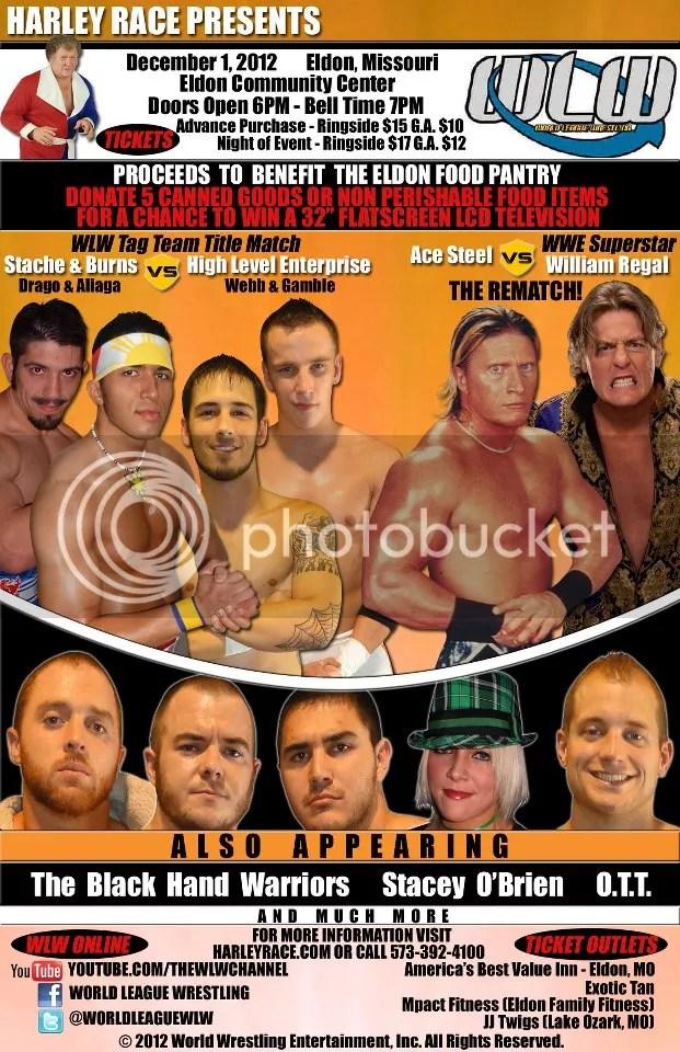 2012 November « Missouri Wrestling Revival
