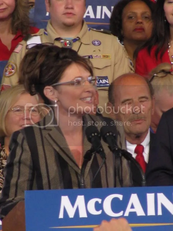 Palin Speaking