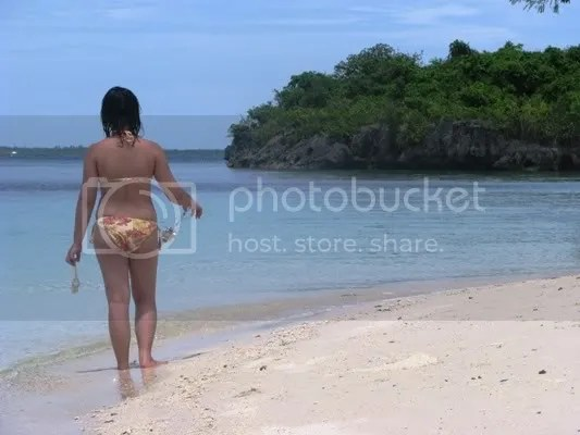 Putting the virgin in virgin beach