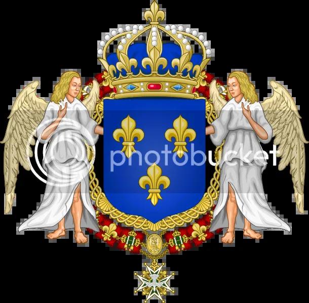 escudo de la casa de Francia