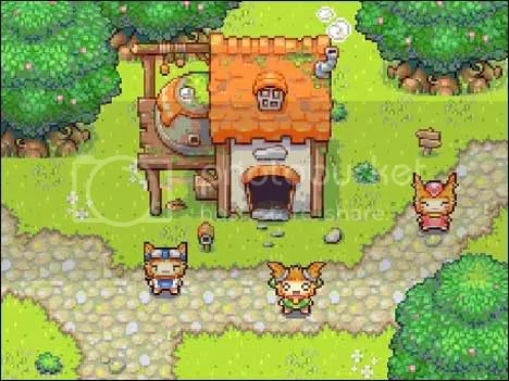 De bedårande raposas.