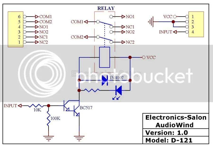 Dpdt Signal Relay Module 24vdc Takamisawa Ry24w K Relay