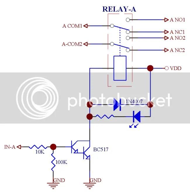 Controlar relays con visual basic y arduino