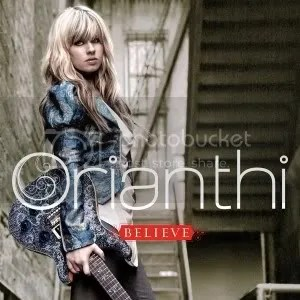 Orianthi According to You