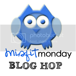Misfit Monday Blog Hop