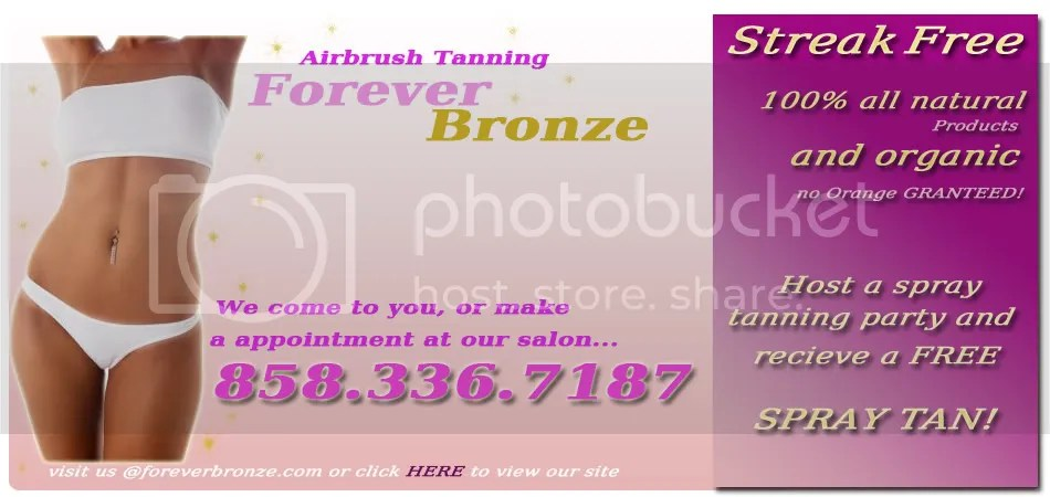spray tanning supplies toronto