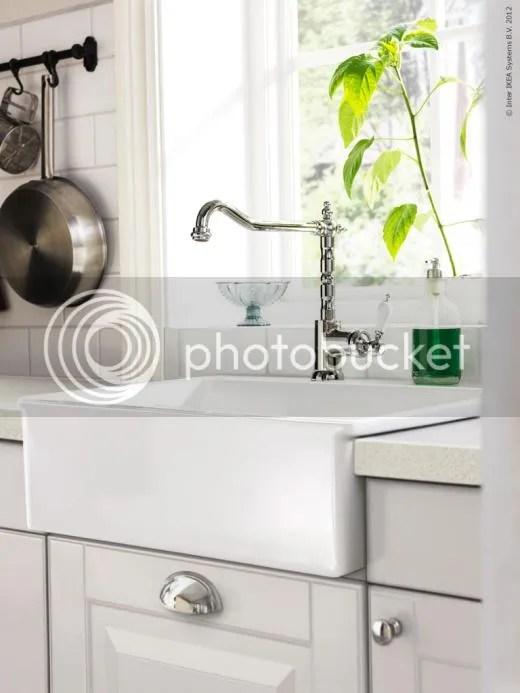 For en stund siden lanserte Ikea kjøkkeninnredningen Lidingø i grå ...