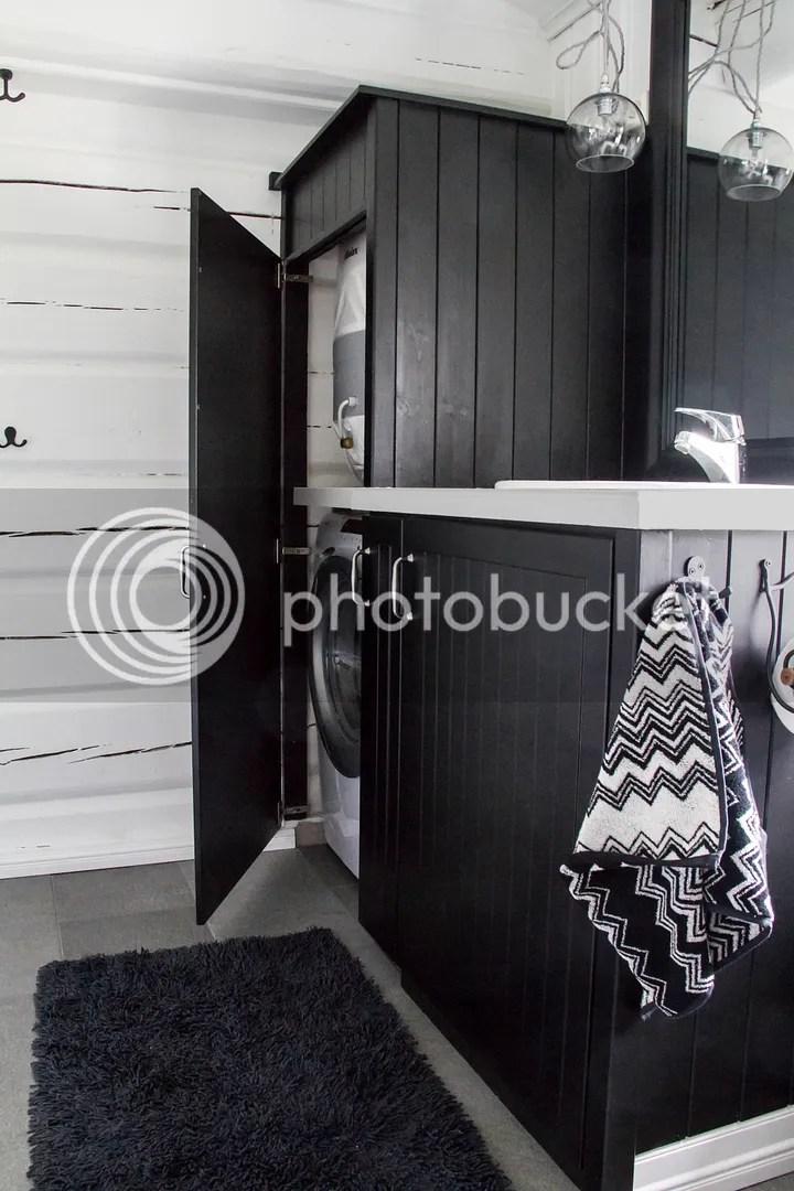 Bad pÃ¥ hytte – før/etter – nr14 interiørhjelp