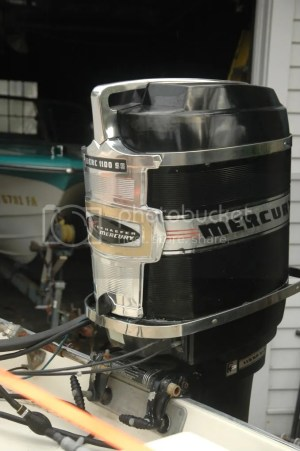 1967 Mercury 1100SS The fun begins! Page: 1  iboats Boating Forums   372738