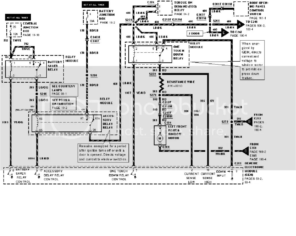 Car Electric Motor Wiring Diagram