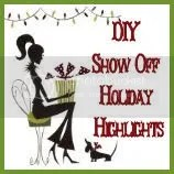 DIY Show Off DIY Holiday Highlights