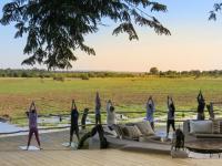Guests yoga retreat