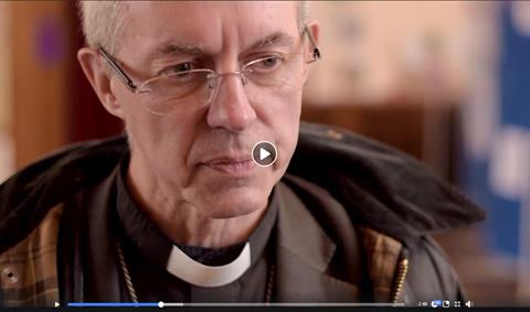 Newington Archbishop of Canterbury