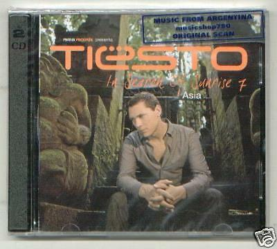 tiesto in search of sunrise vol 7