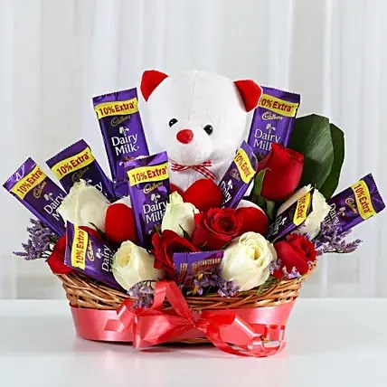 Special Surprise Arrangement: Gifts for Christmas