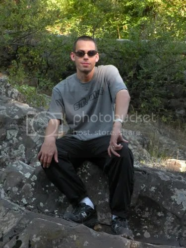 my husband in Lester Park