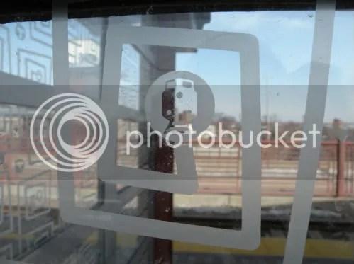 commuter rail symbol