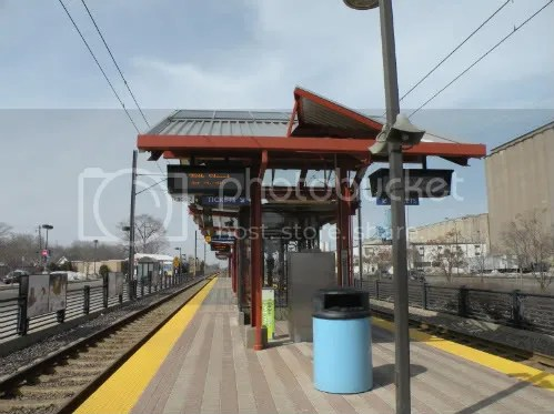 the 38th Street Station