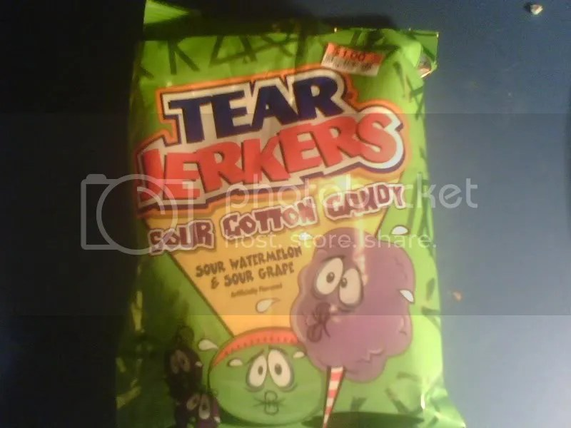 Tear Jerkers Cotton Candy