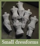 small dressforms