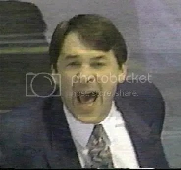 NBC/CBC Analyst Mike Milbury