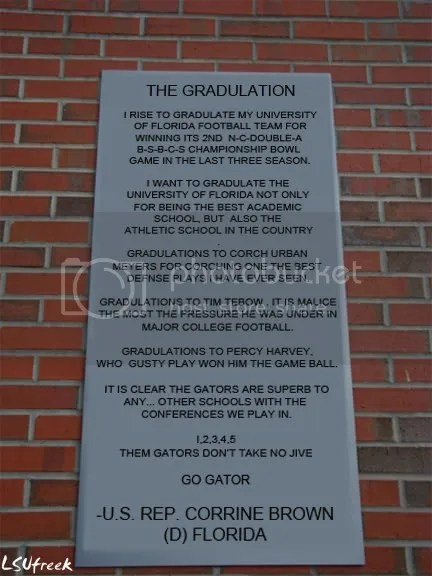 Thats one smart-looking plaque.