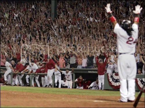 Manny 2007 ALDS