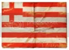 English Honourable East India Company flag
