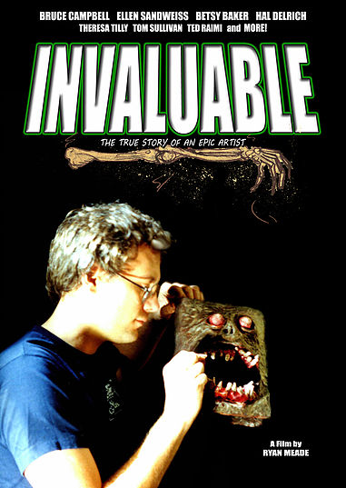 Invaluable The True Story Of An Epic Artist 2014 BDRiP x264-CREEPSHOW
