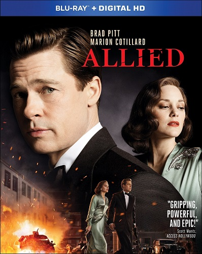Allied 2016 BluRay 1080p DTS x264-CHD