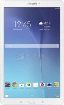 Планшет Samsung Galaxy TAB E 9.6 8Gb 3G White (Android 5.0/SC8830 1300MHz/9.6' (1280x800)/1536Mb/8Gb/ 3G (EDGE, HSDPA, HSUPA)) [SM-T561NZWASER]