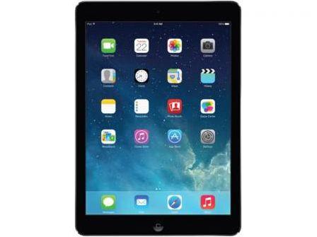 Планшет Apple iPad Air 32Gb Cellular 9.7&quot 2048x1536 A7 1.3GHz GPS IOS Space Gray серый MD792RU/A/В