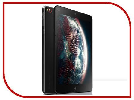 Планшет Lenovo ThinkPad Tablet 8 128Gb 20BQ001GRT (Intel Atom Z3770 1.46 GHz/2048Mb/128Gb/Wi-Fi/Bluetooth/Cam/8.3/1920x1200/Windows 8.1)