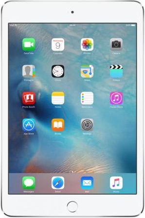 Apple iPad mini 4 Wi-Fi + Cellular 128GB Silver MK772RU/A