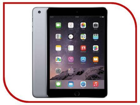 Планшет APPLE iPad mini 4 32Gb Wi-Fi + Cellular Space Grey MNWE2RU/A