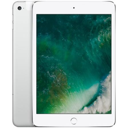 Apple iPad mini 4 WiFi+Cellular 32Gb Silver (MNWF2RU/A)