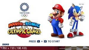 33adf6ff20ab66ff04723ed14fa1c848 - Mario and Sonic at the Olympic Games Tokyo 2020 Switch NSP XCI