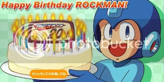 RockMan 20th Anniversary